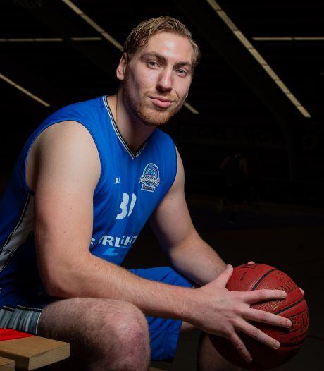 Basketballer Bruggeman: een debuut van twee minuten om nooit meer te vergeten