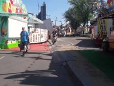 Het is behelpen voor rolstoelers op de kermis in Tilburg, en gehandicaptenmiddag komt eraan