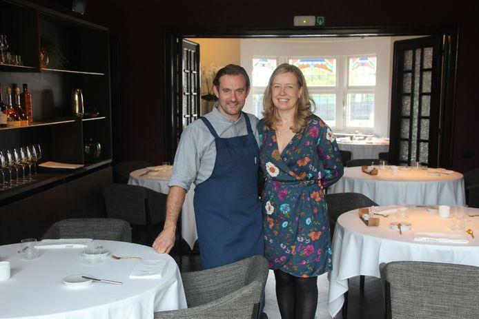 Libertine draait volledig op chef Dominique Tondeurs en diens partner Sabine Holvoet die de zaal voor haar rekening neemt.