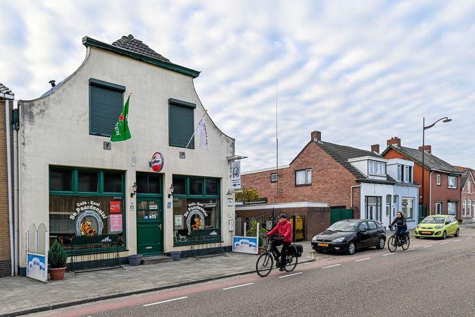 Café De Paardenstal in Oudenbosch.