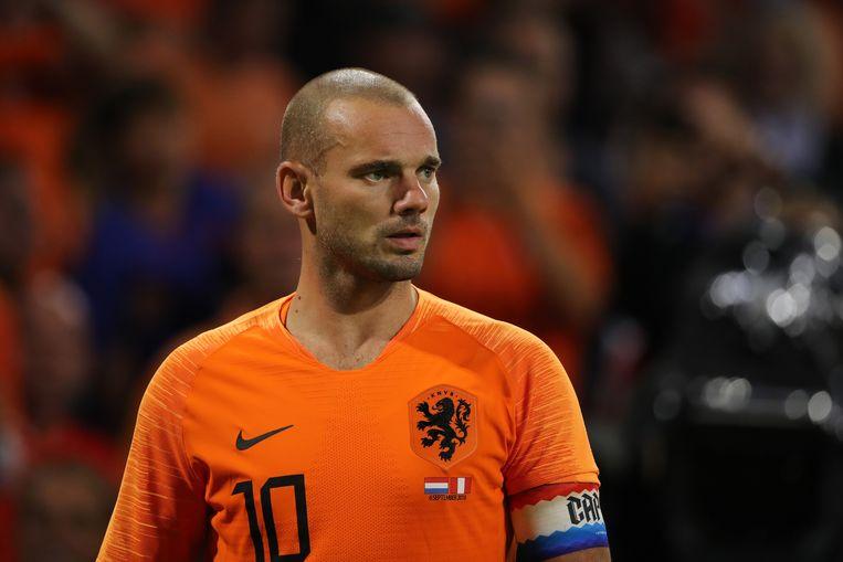 Wesley Sneijder Beeld Getty Images