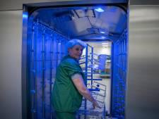 ETZ steekt 6 miljoen in nieuwe 'wasstraat': 'Zonder een steriel operatie-mes ligt alles stil'