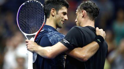 US Open. Djokovic versus Nishikori is tweede halve finale - Elise Mertens sneuvelt in kwartfinales dubbelspel