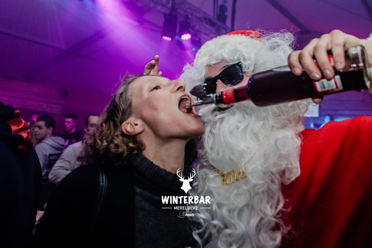 Winterbar Merelbeke beleefde een eerste succesvol weekend.