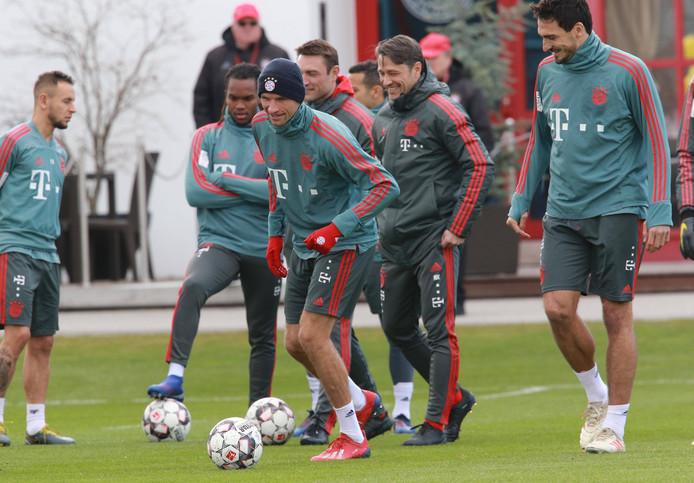 De selectie van Bayern München wordt flink versterkt.