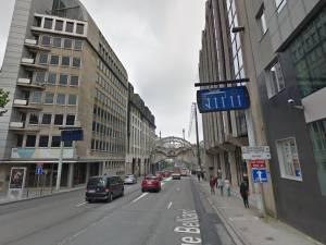 Calvaire pour les automobilistes: le tunnel Belliard fermé à la circulation