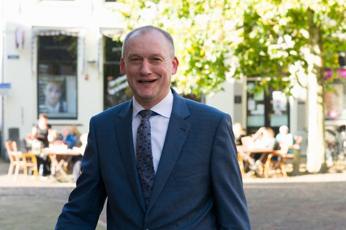 Wethouder Hans Marchal.