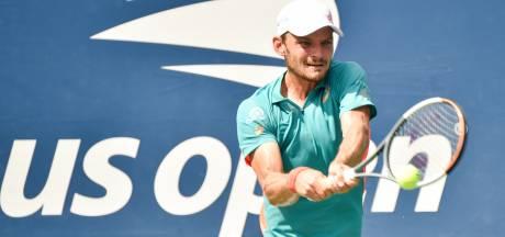 """Goffin en huitièmes de finale à New York: """"Cette fois, je n'aurai pas Djokovic ou Federer"""""""