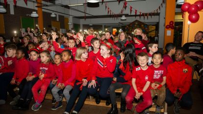 Internaat De Spits organiseert Rode Neuzen Avond