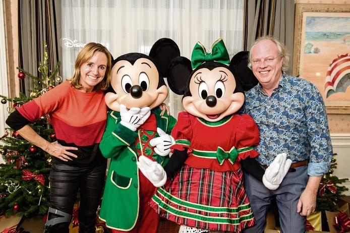 Disney kerst, Parijs, An Swartenbroekx