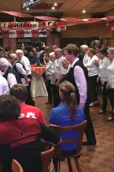 Millheeze staat in het teken van de Brabantse Studenten Gilde landdagen