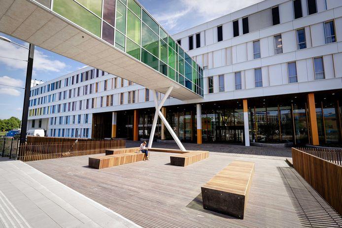 Het Prinses Maxima Centrum voor kinderoncologie in Utrecht.
