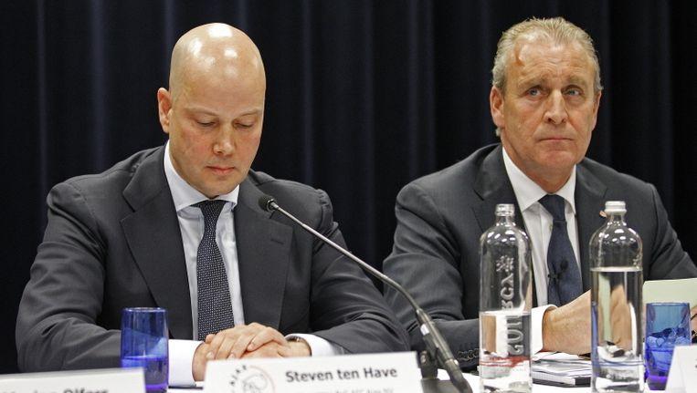 Ten Have en Martin Sturkenboom Beeld PRO SHOTS