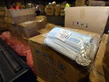 'Amerikanen kapen hele ladingen mondkapjes weg: Ze bieden drie keer het bedrag'
