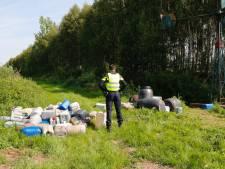 'In Halderberge meer drugsdumpingen dan elders'