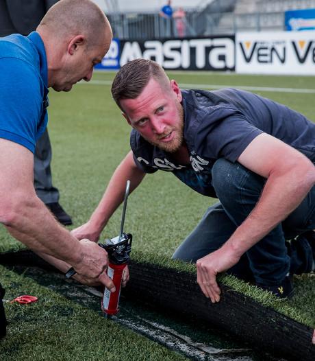 Kunstgras FC Den Bosch doorstaat testen: 'De wedstrijd gaat door'