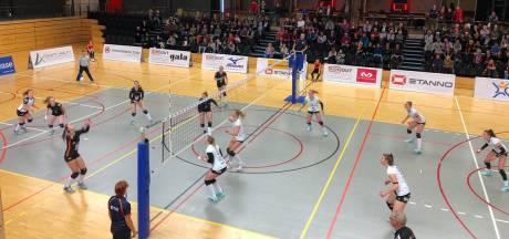 Regio Zwolle is de eerste ploeg die Eurosped verslaat