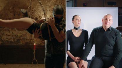 Amanda en Lodewijk: koppel in het echte leven, slavin en meester in de bdsm-wereld