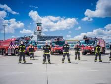 Felrode blusreuzen zijn nieuwste trots van de brandweer