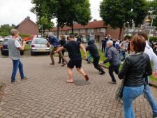 Pegida-voorman belaagd bij actie rondom Al Fourqaan-Moskee in Eindhoven