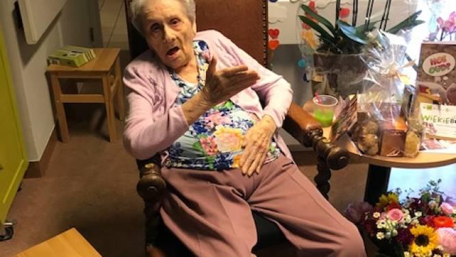 Eeklo verliest oudste inwoner: Maria Paesschierssens werd 106 jaar