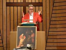 Dominee Robbert-Jan Perk neemt afscheid van Kruidenwijk