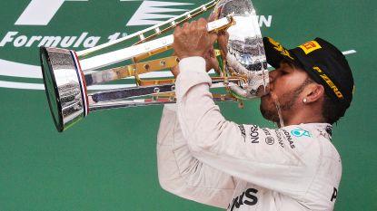 Big business: Hamilton pakt andermaal het meeste poen in Formule 1, kneusje moet het stellen met liefst 306 keer minder