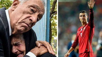 Alles voor Portugal: Cristiano Ronaldo verzacht het leed van 370 landgenoten
