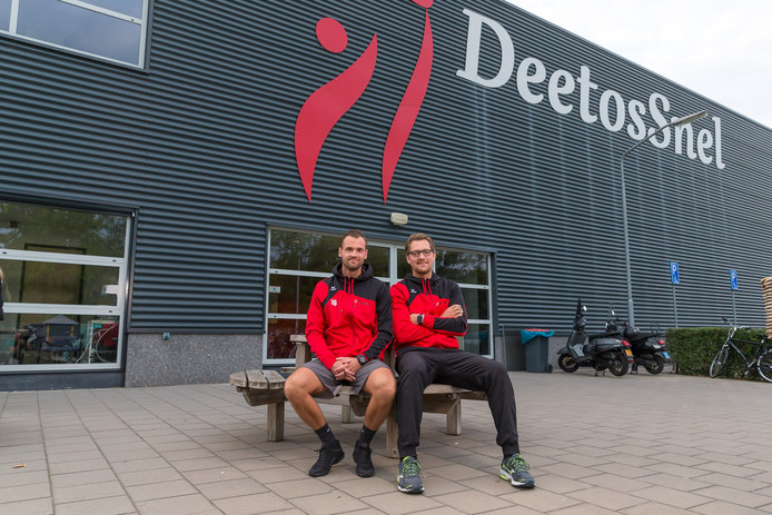 Patrick Muurling en Niels Mastijn.