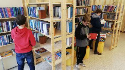 Drie leerlingen in noodopvang scholengemeenschap Bertinus Collectief
