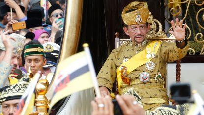 7.000 luxewagens en een harem seksslavinnen: wie is sultan Hassanal Bolkiah, die vandaag Brussel bezoekt?