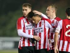 Donyell Malen opnieuw de grote man bij winnend Jong PSV