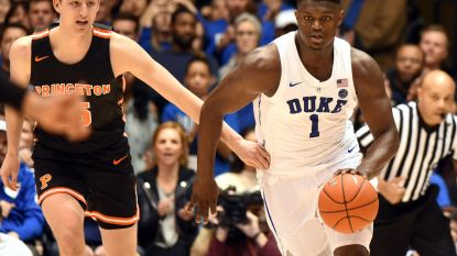 """Weigert fenomeen Williamson om voor New Orleans in NBA te spelen? """"Hij kan terugkeren naar Duke"""""""