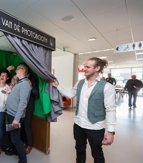 Deelnemers presenteren vernieuwende ideeën op Innovatiemarkt Westervoort