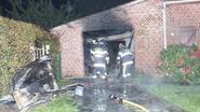 Brandweer schiet Franse collega's te hulp