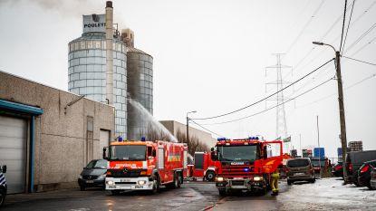 Werkmakkers gevangen in inferno