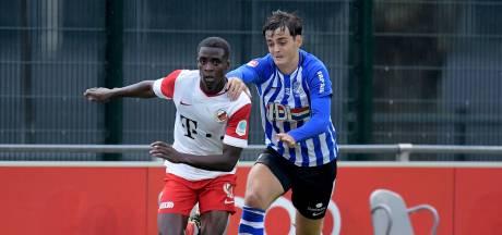 FC Eindhoven-talent Kaj de Rooij wil naar NAC: 'Ik hoop erheen te kunnen, zo snel mogelijk'