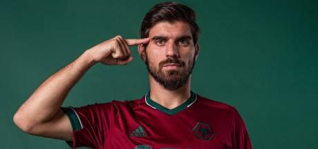 Wolves laat zich ook met nieuw shirt inspireren door Portugal