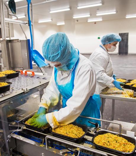 Bamiresten in riool: 64.000 euro boete voor bedrijf in kant-en-klaarvoedsel