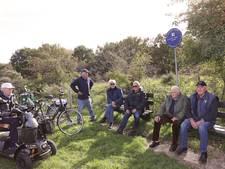 Oostvoorne in ban van wildpoeper
