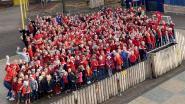 """Klim-Op kleurt rood voor Rode Neuzen Dag: """"Leerlingen leren praten over problemen"""""""