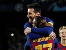 700e match pour Messi, qualification tranquille pour le Barça
