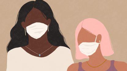 """""""Er komt nog veel zon en hitte"""": zo draag je jouw mondmasker op een comfortabele manier"""