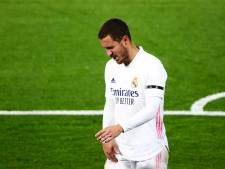 Eden Hazard de retour à l'entraînement du Real