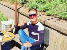 Treitervlogger KeizerEnzo uit Arnhem gaat neer: 'Fijn dat die man me van mijn fiets sloeg'
