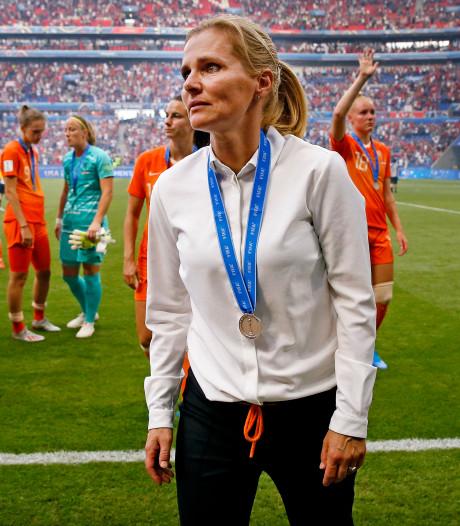 Wiegman gaat met KNVB praten over nieuw contract
