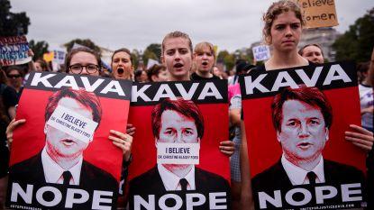 Sterren woedend na benoeming Brett Kavanaugh