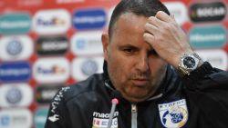 """Cypriotische bondscoach: """"Zelfs als we Hazard lamleggen, heeft België nog vele wapens"""""""