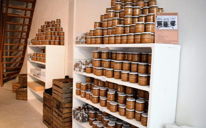 Pindakaaswinkel in Breda