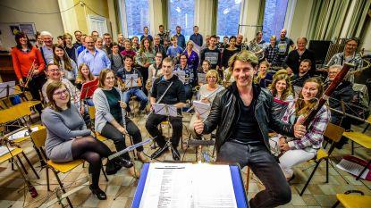"""Harmonie Sint-Cecilia strikt Gene Thomas voor groot jubileumconcert: """"Enthousiasme is enorm"""""""